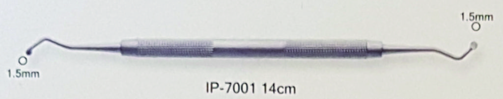 IP-7001 14cm 1.5mm point